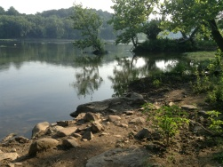 Potomac: dangerous undertow makes for great swimming!