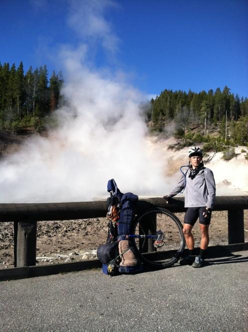 Mud Volcanoes, Yellowstone